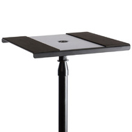 On Stage Monitor Platform for Microphone Stand Conversion