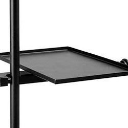 On Stage Accessory Tray with U-Mount attaches to Mic Stand
