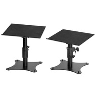 On Stage Pair of Desktop Studio Monitor Stands