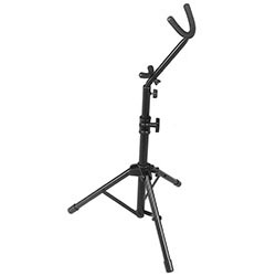 On Stage Tall Alto/Tenor Saxophone Stand
