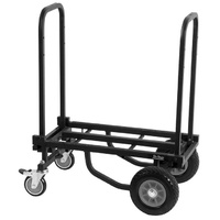 On Stage Compact, Adjustable, Expandable Utility Cart