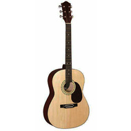 Odessa Acoustic Guitar in Natural Gloss Finish
