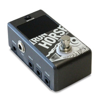 "Outlaw Effects ""Iron Horse"" Multi Pedal Power Supply & Tuner"