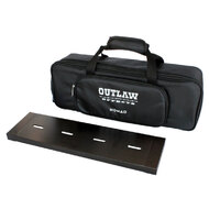 Outlaw Effects Nomad Rechargeable Powered Pedal Board