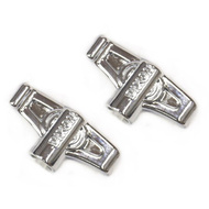 Dixon 6mm Cymbal Stand Wing Nuts - Pk 2