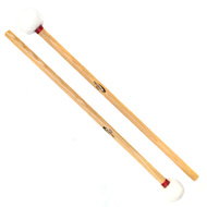 Percussion Plus Timpani Mallets (32mm Head/380mm Length)