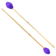Percussion Plus Marimba Mallets (40mm Head/406mm Length)