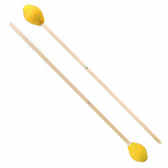 Percussion Plus Marimba Mallets (33mm Head/400mm Length)