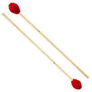 Percussion Plus Marimba Mallets (32mm Head/406mm Length)