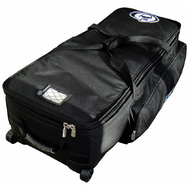"Protection Racket Drum Hardware Case with Wheels (28"" x 14"" x 10"")"