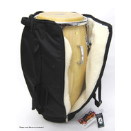 "Protection Racket Deluxe Super Tumba-shaped Conga Bag (14"" x 30"")"