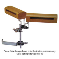 Dixon Woodblock/Cowbell Combination Holder - Pk 1