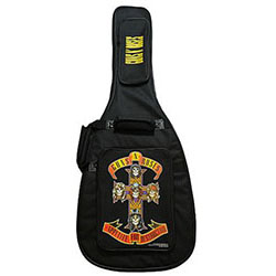"Perris Licensed ""Guns N Roses"" Acoustic Guitar Gig Bag"