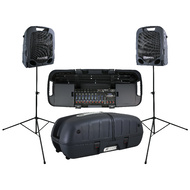 "Peavey Escort Series ""Escort 6000"" 9-Channel, 600-Watt Portable PA System"