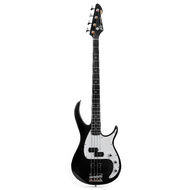 Peavey Milestone Series 4 String Bass Guitar in Black