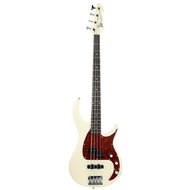 Peavey Milestone Series 4 String Bass Guitar in Ivory