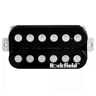 Rockfield Fat Ass Series Electric Guitar Bridge Pickup in Black
