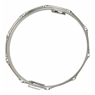 "Rogers Dyna-Sonic 14""/10 Lug Snare-Side Snare Drum Hoop with Snare Gates - Pk 1"