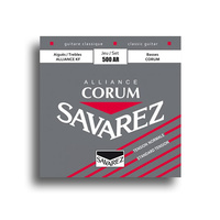 Savarez 500AR Alliance Corum Standard Tension Classical Guitar String Set