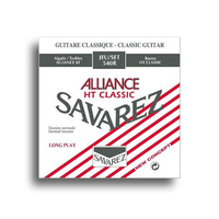 Savarez 540R Alliance HT Classic Standard Tension Classical Guitar String Set