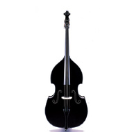 Carlo Giordano SB120 Series 3/4 Size Double Bass with Pickup