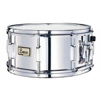 "Peace Metal 8-Lug Snare Drum in Chrome (14 x 6.5"")"