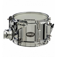 "Peace Metal Auxiliary 6-Lug Snare Drum in Chrome (10 x 5.5"")"