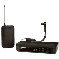 Shure BLX14/B98 Instrument Wireless System - BETA98H/C Clip-on