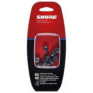 Shure Small Size Black Foam Earphone Sleeves (PK-10)
