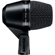Shure PGA52 Cardioid Dynamic Kick Drum Microphone with XLR-XLR Cable
