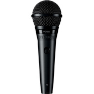 Shure PGA58 Cardioid Dynamic Vocal Microphone with XLR-XLR Cable