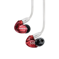 Shure SE535 LTD Edition Sound Isolating Earphones in Red