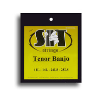 SIT Tenor Banjo Stainless Steel Loop End String Set (11-28)