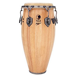 "Toca Traditional Series 11"" Wooden Quinto in Natural"