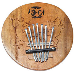 Toca Coconut Kalimba Hand Percussion Sound Effect