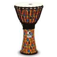 "Toca Freestyle 2 Series Djembe 10"" in Kente Cloth"