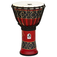 "Toca Freestyle 2 Series Djembe 9"" in Bali Red"