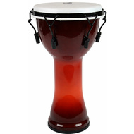 "Toca Freestyle 2 Series Mech Tuned Djembe 9"" in African Sunset"