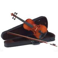 Carlo Giordano VS1K Series 1/4 Size Student Violin Outfit