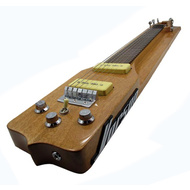 Vorson Lap Steel 6-String Guitar in Natural Finish