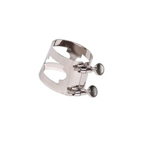 Metal Tenor Saxophone Ligature