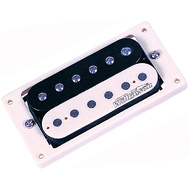 Wilkinson Zebra Double Coil Pickup in Black/White - Bridge