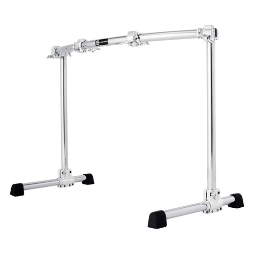 Dixon Rack Series Basic Chrome Rack with Curved Front Bar